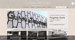 Preview of gunnitrentino.es